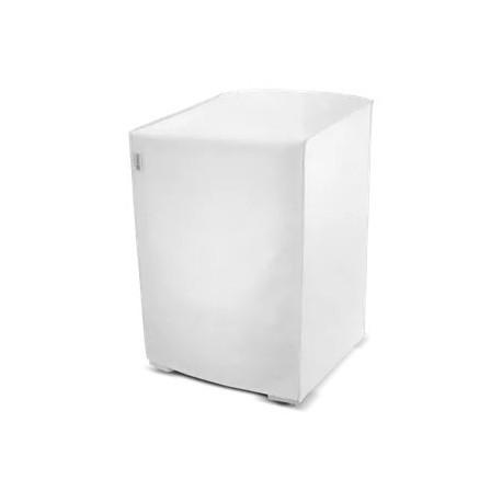 Capa Branca para Lavadora Electrolux tamanho M