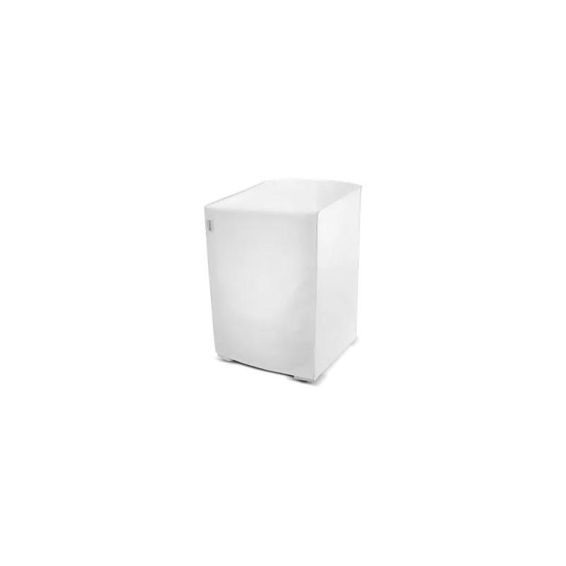 Capa Branca para Lavadora Electrolux tamanho P
