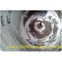 Higienização interna de lavadoras